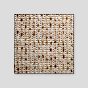 "matzoh, 15MB, thong Square Sticker 3"" x 3"""