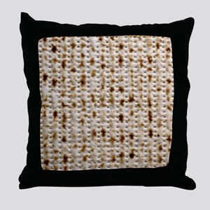 matzoh, 15MB, thong Throw Pillow