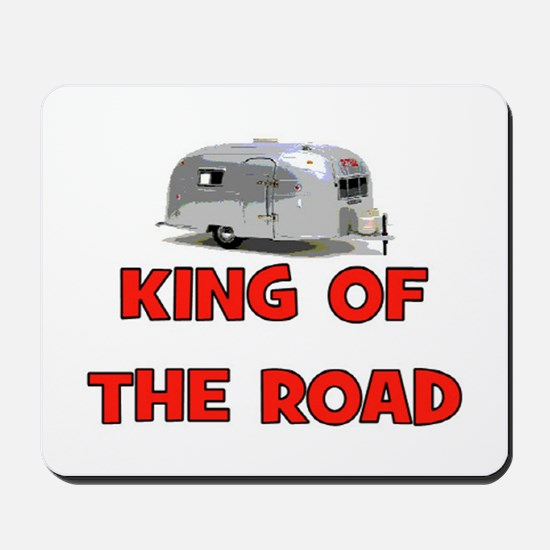 KING OF THE ROAD Mousepad