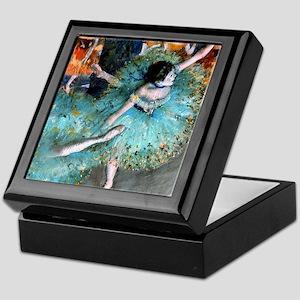 iPad Degas GreenD Keepsake Box