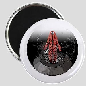 submarine escape trainer Magnet