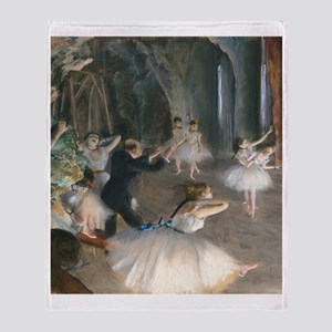 FF Degas Onstage Throw Blanket