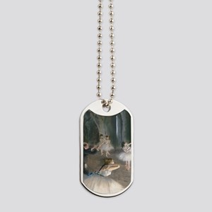 K/N Degas Onstage Dog Tags