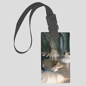 K/N Degas Onstage Large Luggage Tag