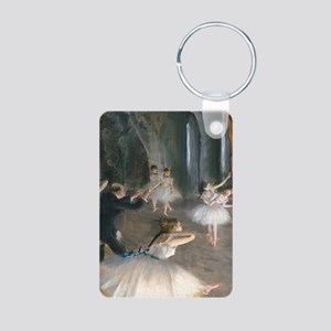 K/N Degas Onstage Aluminum Photo Keychain