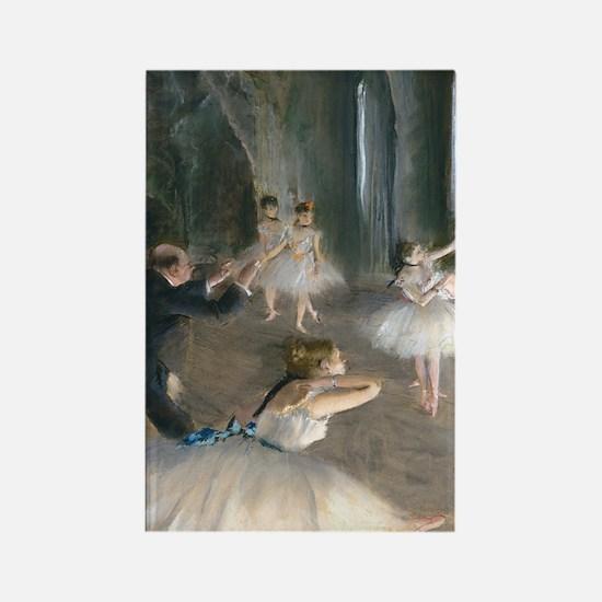 K/N Degas Onstage Rectangle Magnet