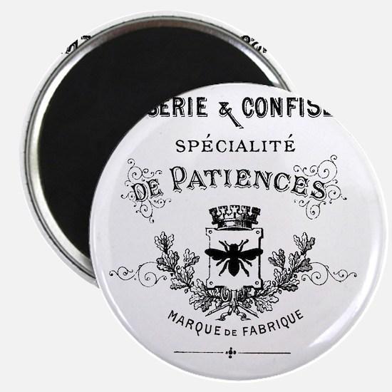 Patisserie-Sign Magnet