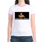 i am a disco dancer Jr. Ringer T-Shirt