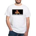 i am a disco dancer White T-Shirt