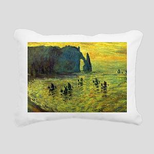 133 Rectangular Canvas Pillow