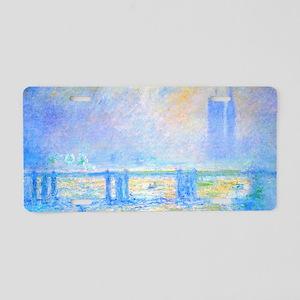162 Aluminum License Plate