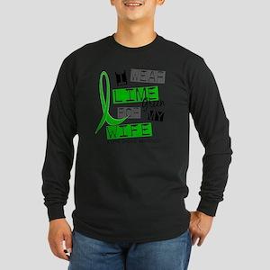 D WIFE Long Sleeve Dark T-Shirt