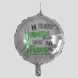 D SISTER Mylar Balloon