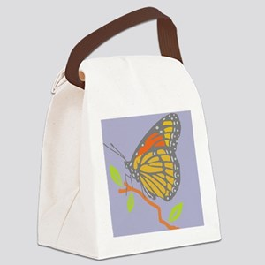mensWalletViceroy Canvas Lunch Bag