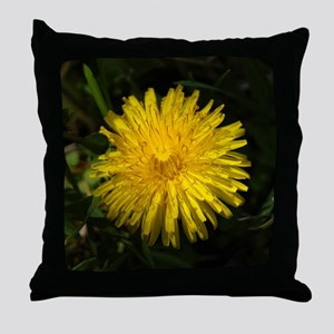 dandelion1 Throw Pillow