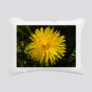 dandelion1 Rectangular Canvas Pillow