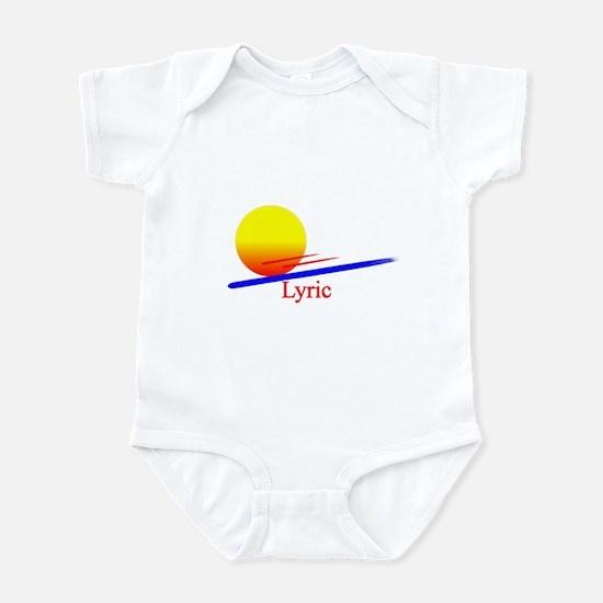 Lyric Infant Bodysuit