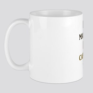 Master Of My Fate 2 light apparel Mug