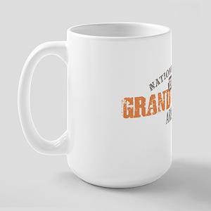 Grand Canyon 3 Large Mug