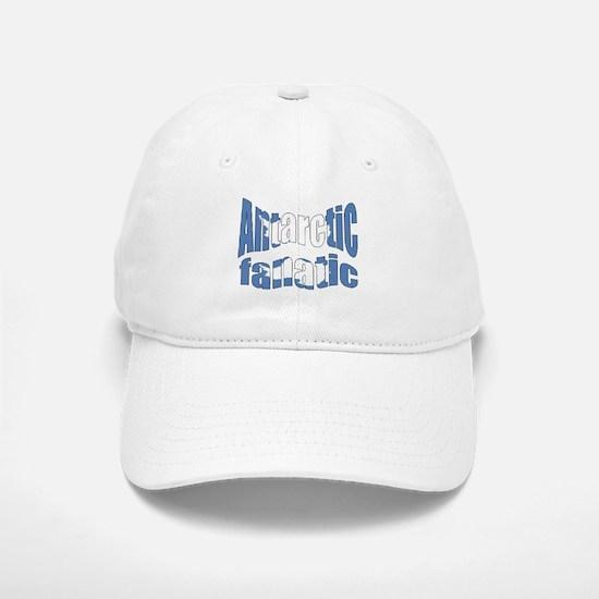 Antarctic fanatic flag Baseball Baseball Cap