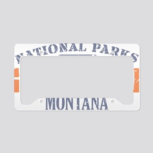 Glacier 2 License Plate Holder