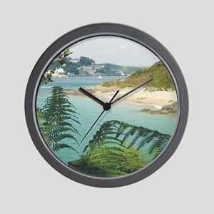 salcombe squa Wall Clock