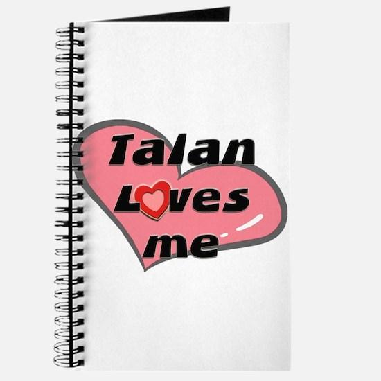 talan loves me Journal