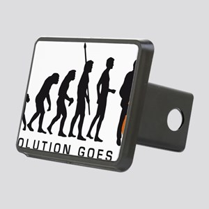 Evolution bass 2c B Rectangular Hitch Cover