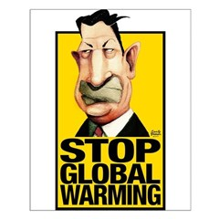 Stop Global Warming -- Posters