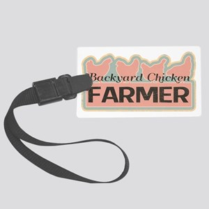 bycf-7 Large Luggage Tag