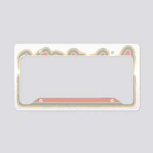 bycf-7 License Plate Holder
