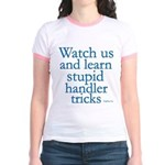 Watch Us Jr. Ringer T-Shirt