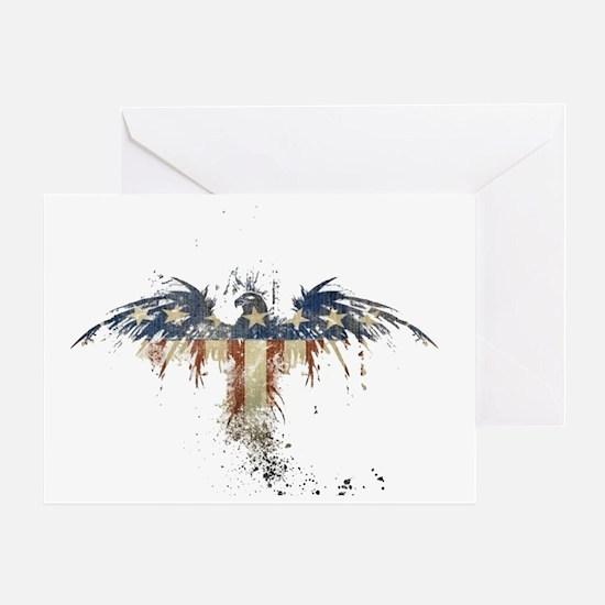 American Eagle.gif Greeting Card