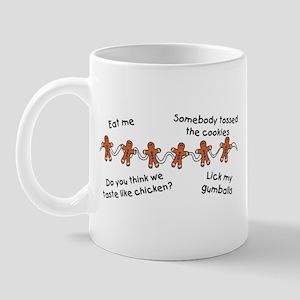 Gingerbread Thoughts Mug