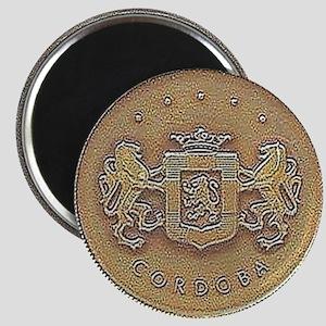 Chrysler Cordoba Emblem Design Magnet