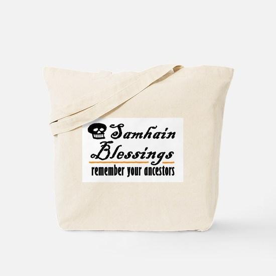 samhain one Tote Bag