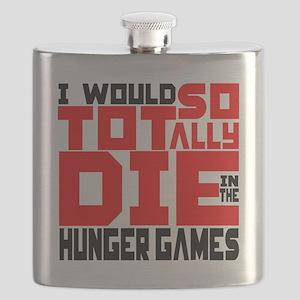 Tragic Tribute 1 Flask