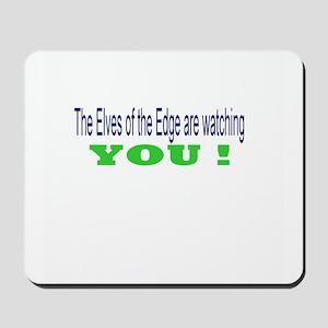Elves watching Mousepad