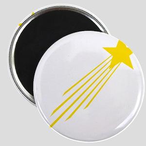 shooting star yellow Magnet
