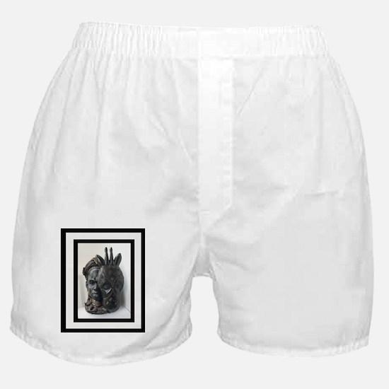 The (Male) Mask/Mask Boxer Shorts