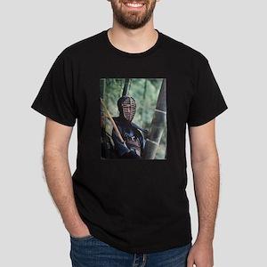 The Kendo Warrior Dark T-Shirt