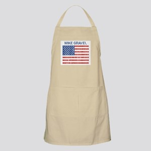 MIKE GRAVEL (Vintage flag) BBQ Apron