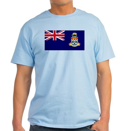 Flag Cayman Islands Light T-Shirt