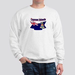 The Cayman flag ribbon Sweatshirt