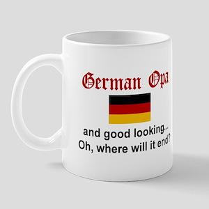 German Opa-Good Lkg Mug