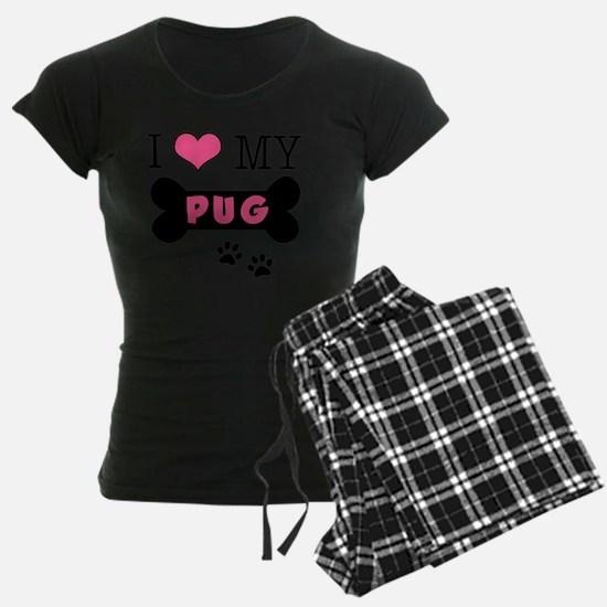 dogboneILOVEMY Pajamas