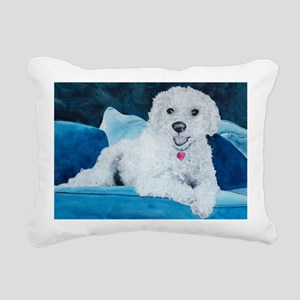 buddynote Rectangular Canvas Pillow