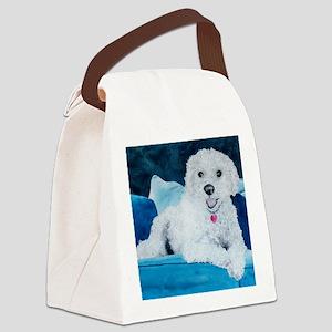 buddynote Canvas Lunch Bag