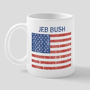 JEB BUSH (Vintage flag) Mug