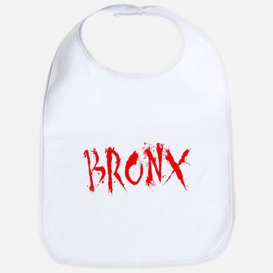 Bronx New York Baby Bib